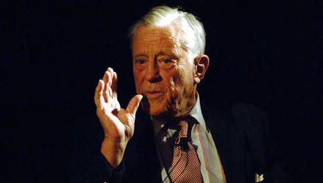 Ben Bradlee, legendary Washington Post Executive Editor, dead at 93 | CLOVER ENTERPRISES ''THE ENTERTAINMENT OF CHOICE'' | Scoop.it