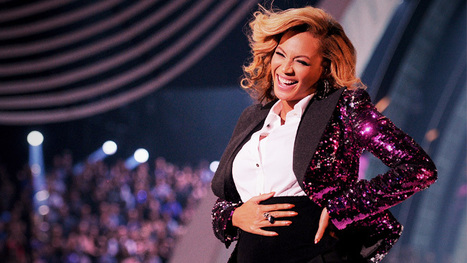 MTV, Twitter Look for Next Beyonce Baby Bump | A New World | Scoop.it