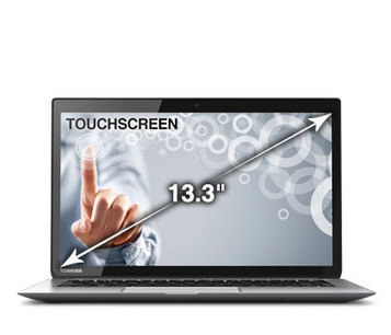 Toshiba KIRAbook 13-i7s-touch Review - All Electric Review | Laptop Reviews | Scoop.it