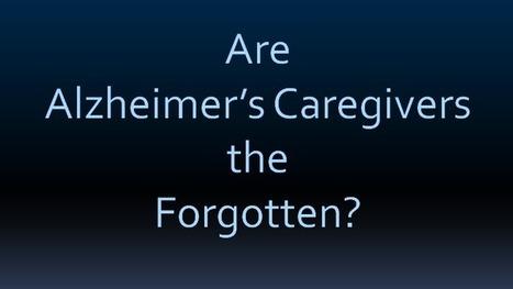 Alzheimer's Reading Room - Google+ | Alzheimer's Support | Scoop.it