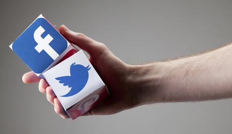 El vídeo en directo: la encarnizada lucha a vida o muerte entre Twitter y Facebook - Marketing Directo | Information Technology & Social Media News | Scoop.it