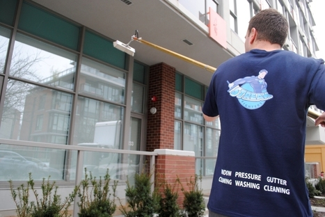 Low Rise Window Cleaning | Window Cleaning Services | Scoop.it