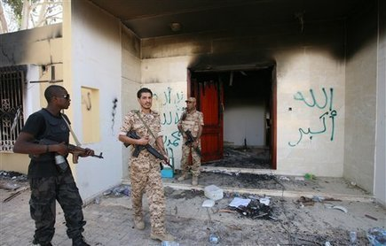 Under Militia Power, Libya Closer to Failed State - Black Press USA | Geography | Scoop.it