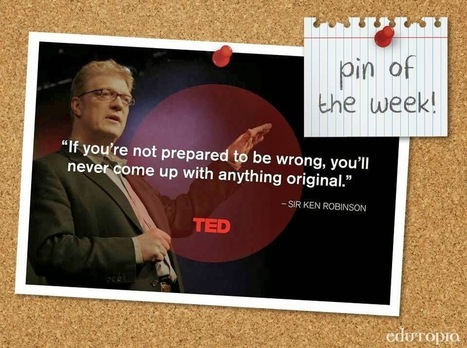Education Technologies and Media : Pin of the week - by TED | Prendi eLearning - Education, Technology, iPads... | Scoop.it