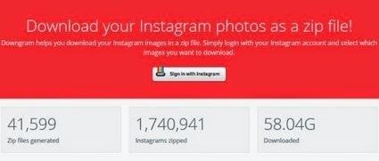Downgram: scaricare le foto da Instagram con un click   my blog   Scoop.it