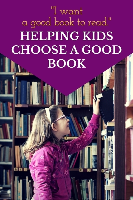 """I Want a Good Book"": Helping Students Choose the Right Book 