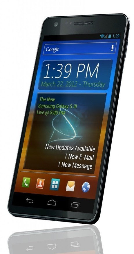 Nueva imagen del Samsung Galaxy S III | Atomic Energy Research | Scoop.it