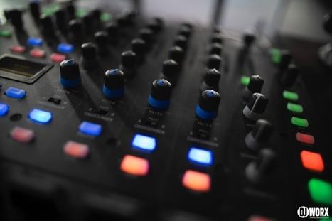 REVIEW: Rane Sixty Four Serato DJ Mixer - DJWORX | DJing | Scoop.it