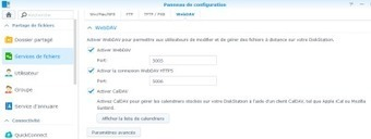 Tuto : Utiliser le serveur de calendriers CalDAV d'un Nas Synology | Autour de... Sam | Nas et réseaux | Scoop.it