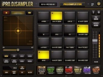 iPro.DJSampler 'The Coolest Music App For The iPad' | New Music | Scoop.it