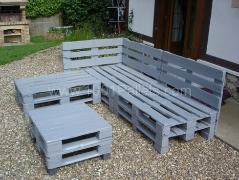 DIY Palettes et Pulco, pulco, pulco citrooon... - - La Burgonde | Recycle | Scoop.it