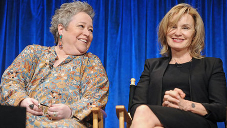 'American Horror Story' at PaleyFest - The Hollywood Reporter | CLOVER ENTERPRISES ''THE ENTERTAINMENT OF CHOICE'' | Scoop.it