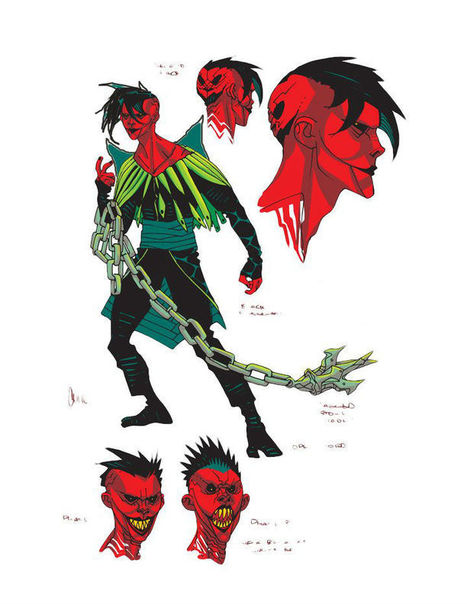 What's New In The New 52: Introducing Trickster | Comic Books, Video Games, Cartoons | Scoop.it