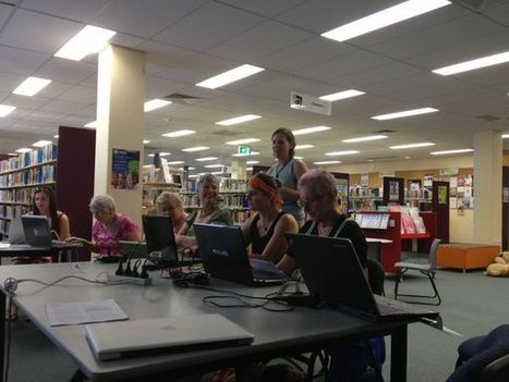 A library I love   21st Century Libraries and Learning   Scoop.it