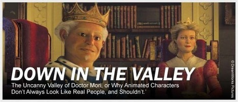 DOWN IN THE VALLEY: The Uncanny Valley… | Vorager | Scoop.it