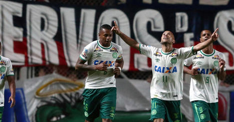 Chapecoense's Cinderella soccer story in Brazil ends in unimaginable tragedy in Colombia | In the net. Football | Scoop.it
