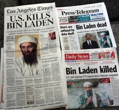These students didn't know Bin Laden was dead. How did we get so clueless about news? | Digital Literacy in the Library | Scoop.it