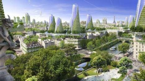 Paris Smart City 2050 : cauchemar verdâtre ? | EIVP - Ecole des Ingénieurs de la Ville de Paris | Scoop.it