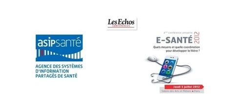 L'ASIP Santé partenaire du Forum E-santé 2012 | E-Health | Scoop.it