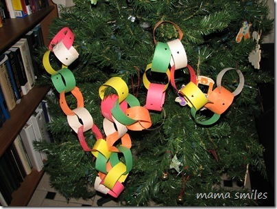 First Christmas Craft - Mama Smiles | Simple Christmas | Scoop.it