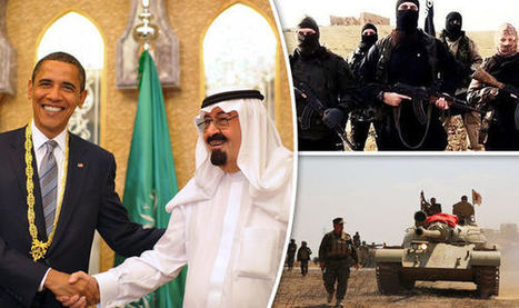 'Secret Saudi Arabia deal to allow Islamic State fighters to ESCAPE Mosul before US siege'   Business Video Directory   Scoop.it
