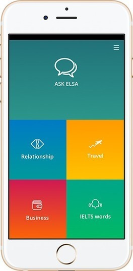 ELSA - Your virtual pronunciation coach | technologies | Scoop.it