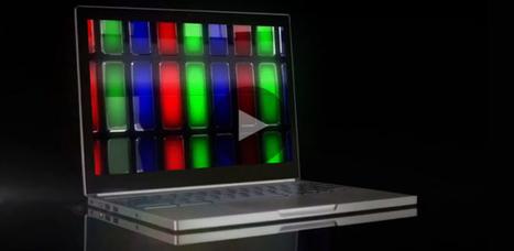 20 Minutes Online - Le «MacBook Pro» à écran tactile signé Google - Stories   Les tablettes numériques   Scoop.it