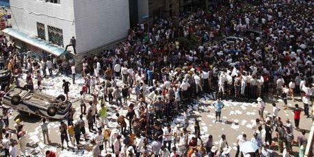 Des manifestants anti-pollution font plier les autorités dans l'est de la Chine | Toxique, soyons vigilant ! | Scoop.it