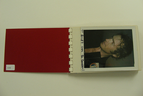 Andy Warhol and his Little Red Book: The early days of social photography | The State Museum of Pennsylvania | Artoy | Scoop.it