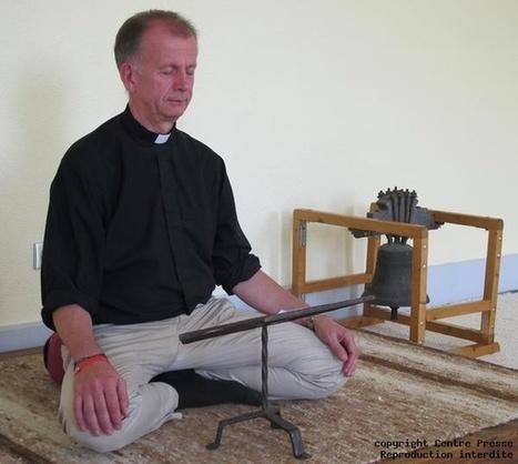 Un pôle de méditation animé par le père Gourrier - Centre Presse | La pleine Conscience | Scoop.it
