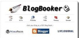 En la nube TIC: Crear libro PDF con todas las entradas de un BLOG | Las TIC y la Educación | Scoop.it