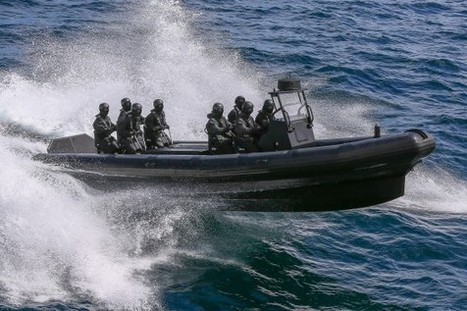 Sillinger Rafale 950 : le nouveau semi-rigide destiné aux forces spéciales et commandos marine.   All Boats Avenue   Nautisme et Plaisance   Scoop.it