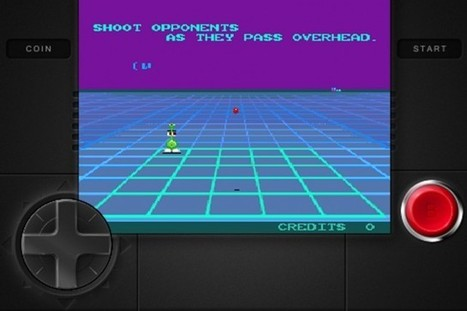 MAME Returns To The App Store Via Retro Game Gridlee - AppAdvice | Mobile Marketing Now | Scoop.it