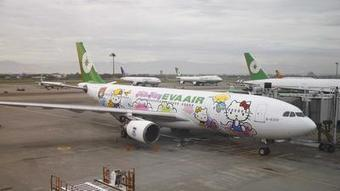 Hello Kitty jet landing in L.A. soon | Current Events | Scoop.it