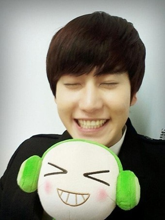 Super Junior's Kyuhyun warms fans' hearts with his smiling eyes | ~K-Pop World ~ | Scoop.it