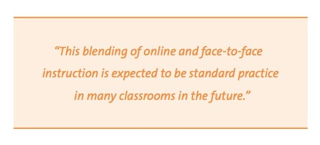 Blended Learning Report   EdTech, BYOD, 1:1, Tech Integration   Scoop.it