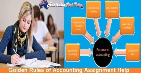Find out more about the Golden Rules of Accounting Assignment for better understanding | Online assignment help | Scoop.it