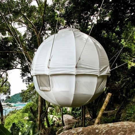 10 Epic Treehouses Cooler Than Your Apartment | Sustainable Communities | Scoop.it