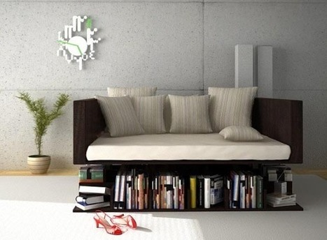 Creative Sofa Design called Ransa by Younes Duret - Modern Contemporary Design – modecodesign.com | New Creations | Scoop.it