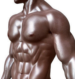 Testosterone Is What Makes A Man A Man   Human Growth Hormone, Does It Slow Aging? Benefits of HGH Supplementations   Scoop.it