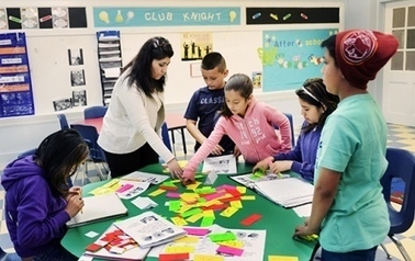 Learning the Language: Hour-long class helps young Latinos become fully bilingual - Top News - The Times News | Spanish in the United States | Scoop.it