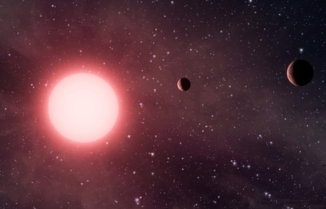 Kepler finds first known tilted solar system | Astronomy | Scoop.it