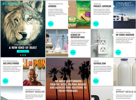 10 good examples of grid-based web design | Graphic Design Articles | Scoop.it