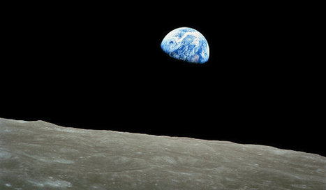 Revista Galileu - NOTÍCIAS - O que muda na cabeça de quem vê o planeta Terra de fora | geospatial technologies | Scoop.it