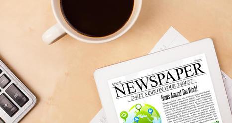 Facebook veut devenir un journal en ligne personnalisé | L'Atelier: Disruptive innovation | Médias sociaux (Twitter + Facebook) | Scoop.it