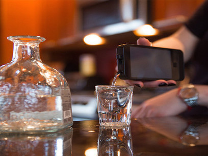 """iFlask - The World's First """"Smart"""" Flask 