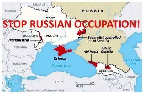 Newparts Info: Agresiunea Rusiei trebuie sa inceteze ! | Diverse | Scoop.it