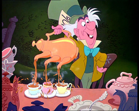 A Math-Free Guide to the Math of Alice in Wonderland | marked for sharing | Scoop.it