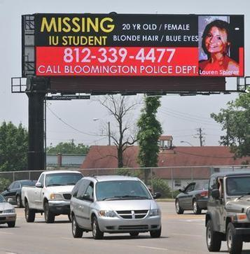 USA TODAY: Mother of missing Indiana U. student issues open letter | Lauren Spierer | Scoop.it