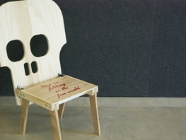 Exquisite Corpse Chair 01 by OpenDesign - Thingiverse   Big and Open Data, FabLab, Internet of things   Scoop.it